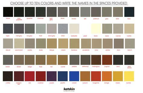 katzkin leather color swatch samples autoseatskinscom