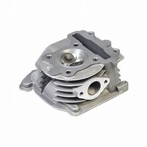 81cc High Performance 50 Mm Cylinder Head For Gy6 139qmb