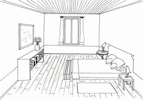 croquis chambre une chambre dessin solutions pour la décoration