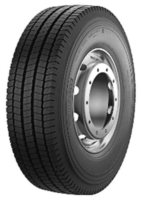 Michelin XZE 2 245/70 R17.5 136/134M 16PR - mytyres.co.uk
