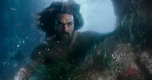 Jason Momoa Goes Under The Sea In Latest Look At Aquaman