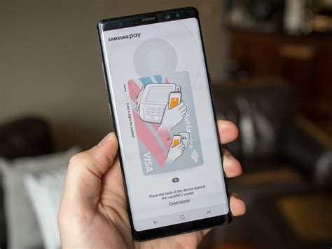 samsung pay      android central