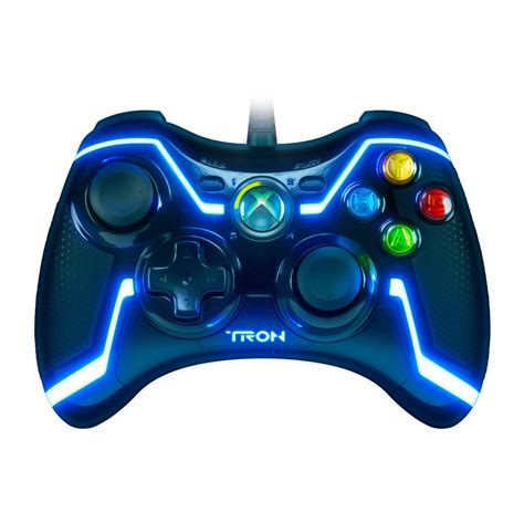 Tron Wired Controller For Xbox 360 Crazycoolgadgets