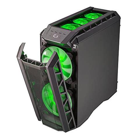 cooler master case fan cooler master mastercase h500p atx mid tower case mcm
