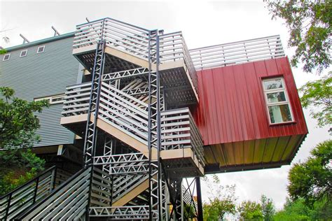 interior style homes shipping containers repurposed for grid home in south