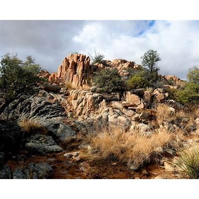 Panoramio - Photo of Granite Dells AZ