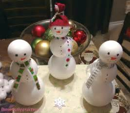 Pinterest Crafts Christmas Snowman