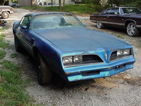 1978 Blue Trans Am by 1978 Blue Trans Am