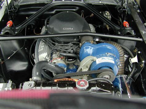 vintage shelby mustang gt paxton supercharger