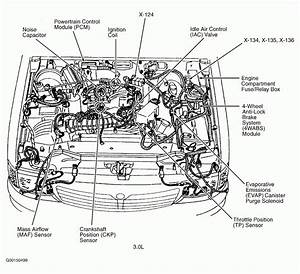 96 Chevy S10 Spark Plug Wire Diagram