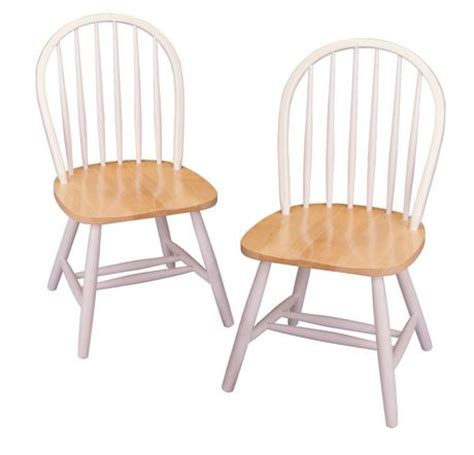 Oak Kitchen Chairs Walmart by Winsome Solid Wood Chair Walmart Ca