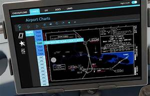 Not Showing The Correct Navigraph Charts Electronic