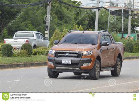 car ford ranger 2016 editorial image
