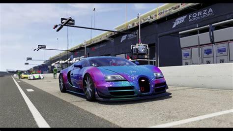 Chima Playz Forza 6 Galaxy Bugatti Youtube