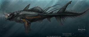 Leviathan by Iron-Fox.deviantart.com on @deviantART ...
