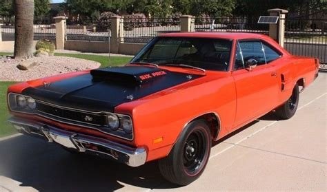 1969 DODGE SUPERBEE 440 Six Pack, 4 sd, Mopar Nationials