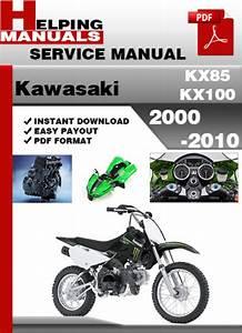 Kawasaki Kx85 Kx100 2000