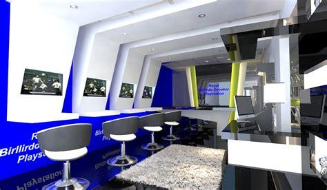 game center al fahim interiors