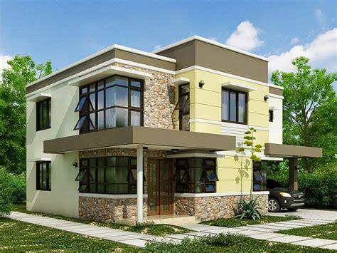 small 2 storey house plans colors best house design
