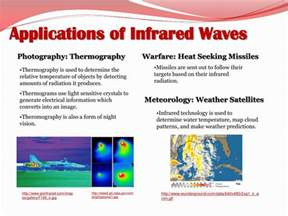 ppt infrared waves powerpoint presentation id 688906