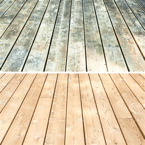 Pre Stain Deck Cleaner
