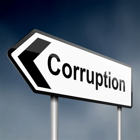 Corruption Is Hard To End Because It Makes Our Lives
