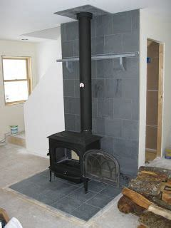 heat shield      wall wood stove