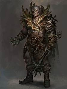 Orc by agidulle | Fantasy Art | Pinterest | LOTR, Hunters ...