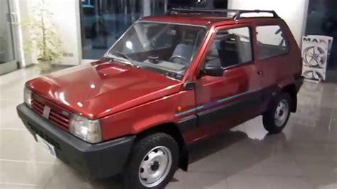 FIAT PANDA 4x4 SERIE SPECIALE COUNTRY CLUB PARI AL NUOVO ...