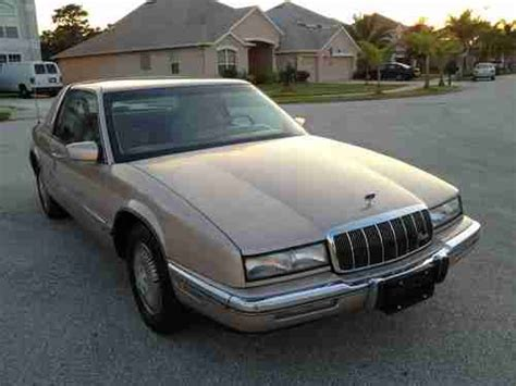 free download parts manuals 1991 buick riviera electronic throttle control purchase used no reserve no reserve 1991 buick riviera luxury coupe 2 door 3 8l in melbourne