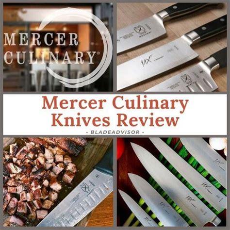 knives mercer