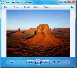 Windows photo viewer 7 for windows 7 for Microsoft photo viewer download