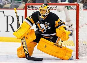 Marc-Andre Fleury may be the Penguins last hope in goal ...