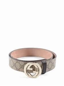 Gucci - Gg Supreme Belt - Belts