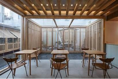 Courtyard Archdaily Beijing Studio Jiejie Pavilion