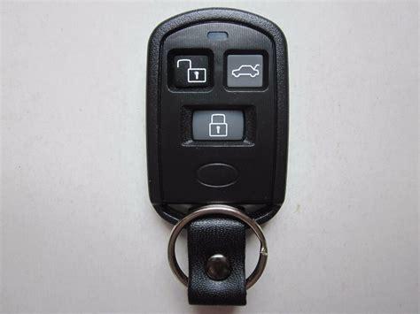 Oem 2001-2005 Hyundai Sonata Keyless Remote Key Fob