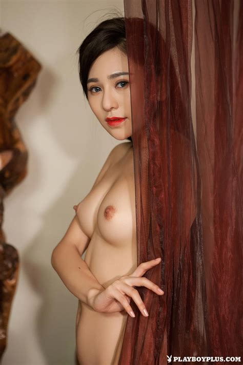 Wu Muxi Hot Asian Playboy Model