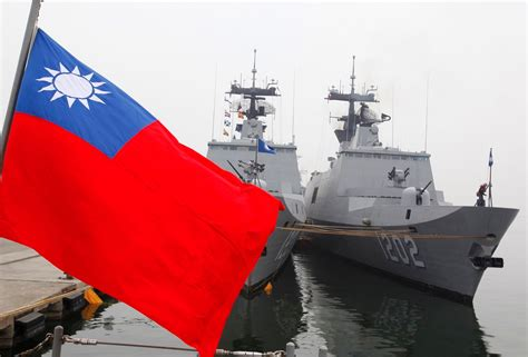 New Missile Launchers Won't Save Taiwan's Navy | The ...