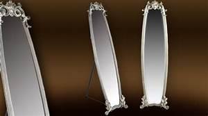 Miroir Baroque Noir : miroir baroque noir ovale 14 id es de d coration int rieure french decor ~ Teatrodelosmanantiales.com Idées de Décoration