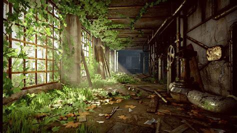 train factory  shouhuzhedelang  environments ue
