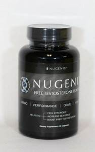 Nugenix Testosterone Booster Enhance Energy Muscle 42 Capsules For Sale Online