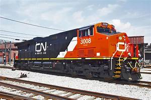 Canadian National Orders 60 Further Locomotives From Ge