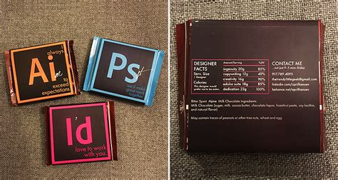 designer creates adobe inspired chocolate bars  job
