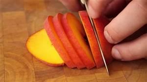 Food Wishes Recipes - How to Slice a Ripe Peach - Random ...