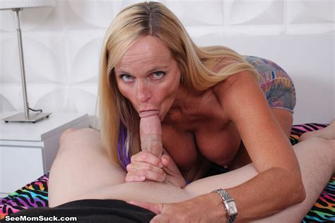 Sexy Milf Dani Dare Enjoys Performing Blowjob 1 Of 2
