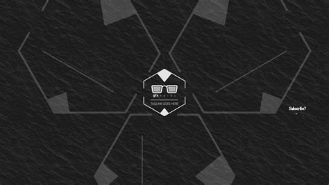 the templat youtube banner template psd free graphics