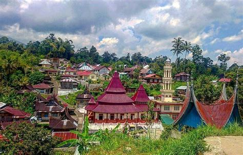 rekomendasi tempat wisata  instagramable  sumatera
