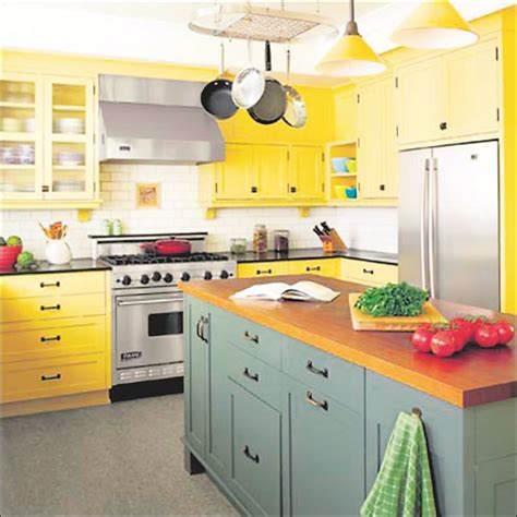 ideas  modern spring decoration yellow  green