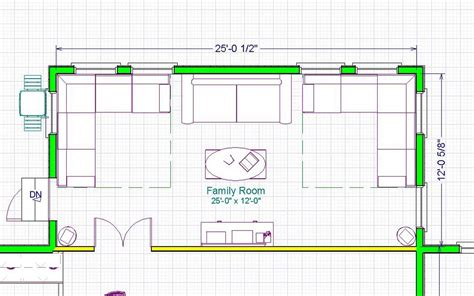 family room floor plans the perfect sized family room extensions simply additions