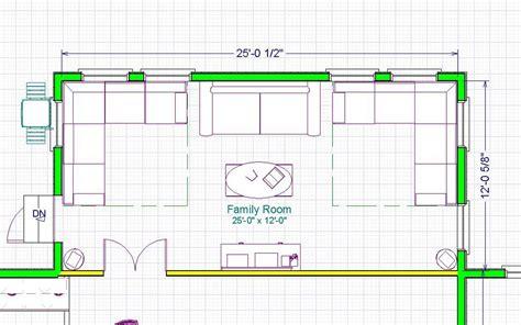 family room floor plans family room addition plans marceladick com